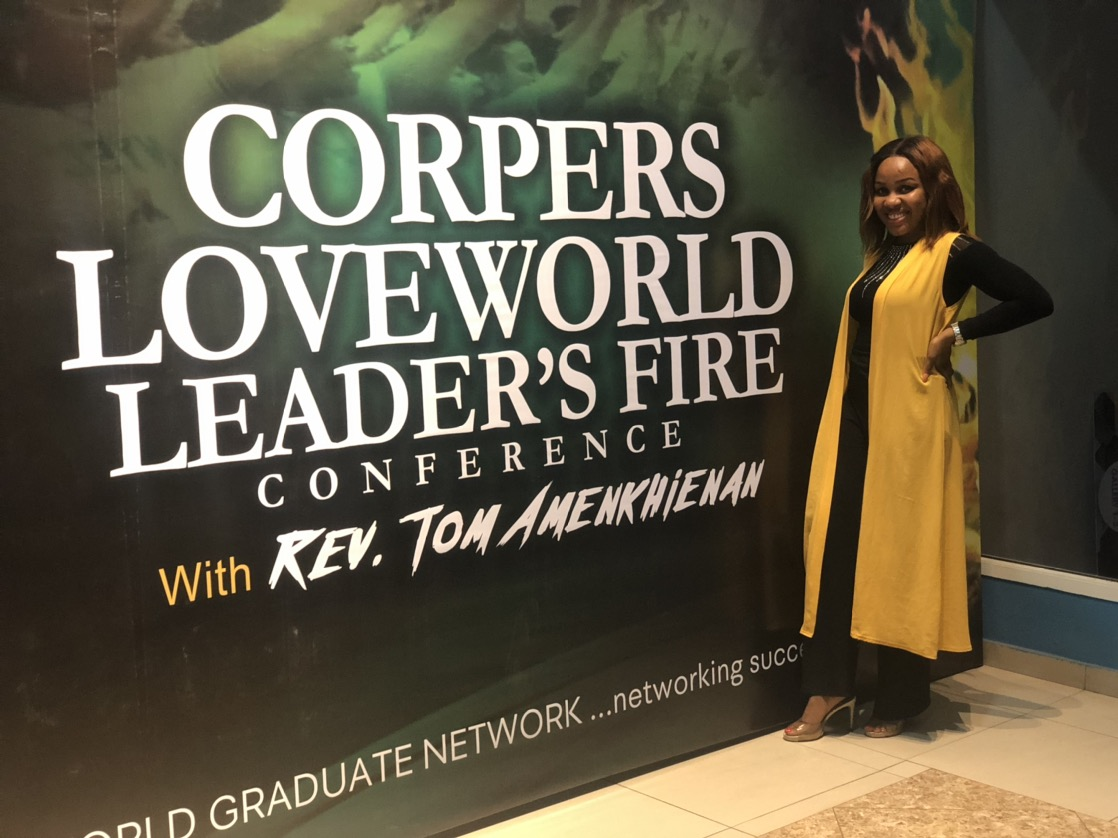 Corpers Loveworld Leaders Fire Conference