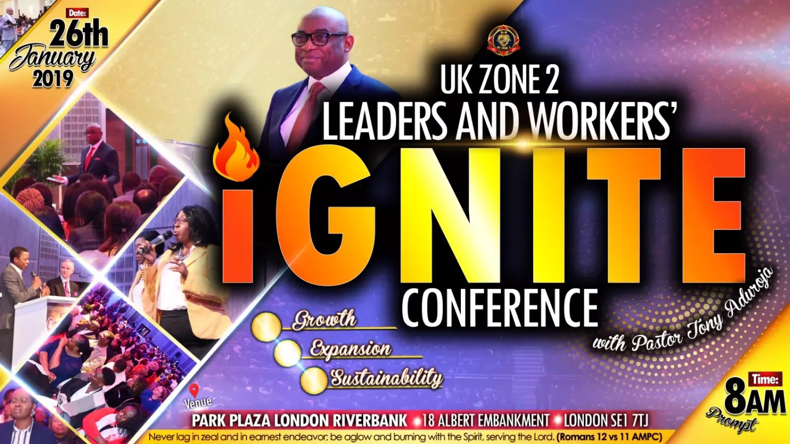 Join us today at our