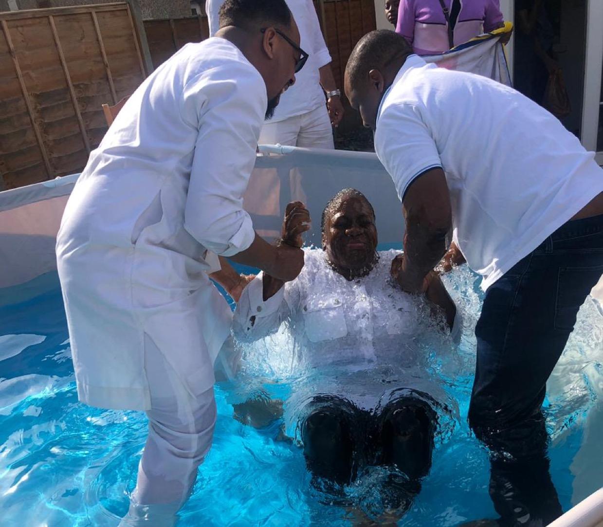 Glory to God! We had