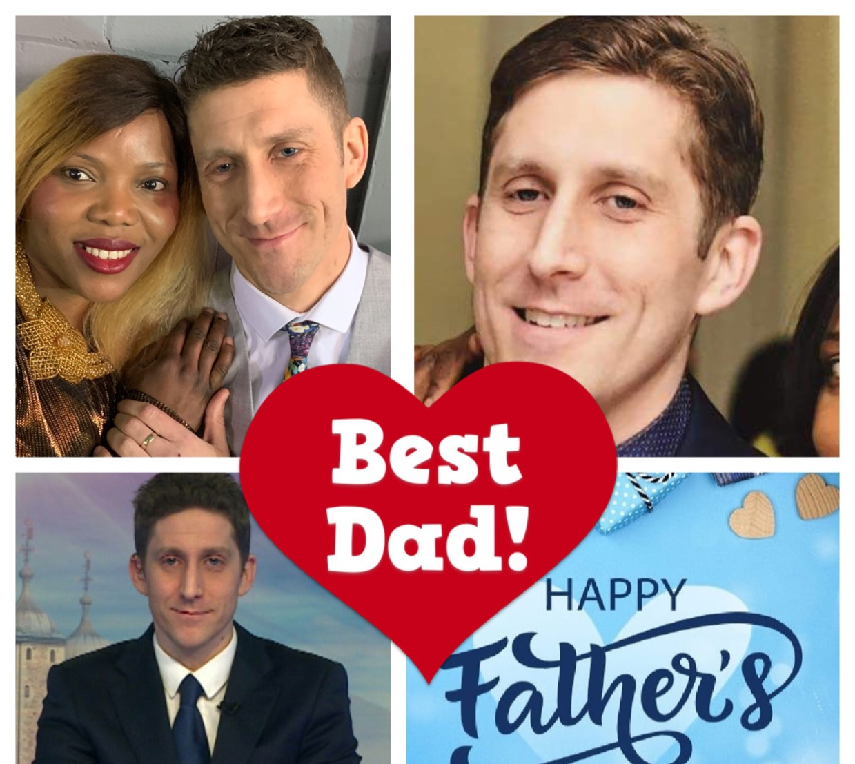 HAPPY FATHERS DAY TO THE