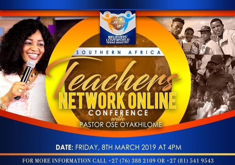 It's happening Teachers Network Online