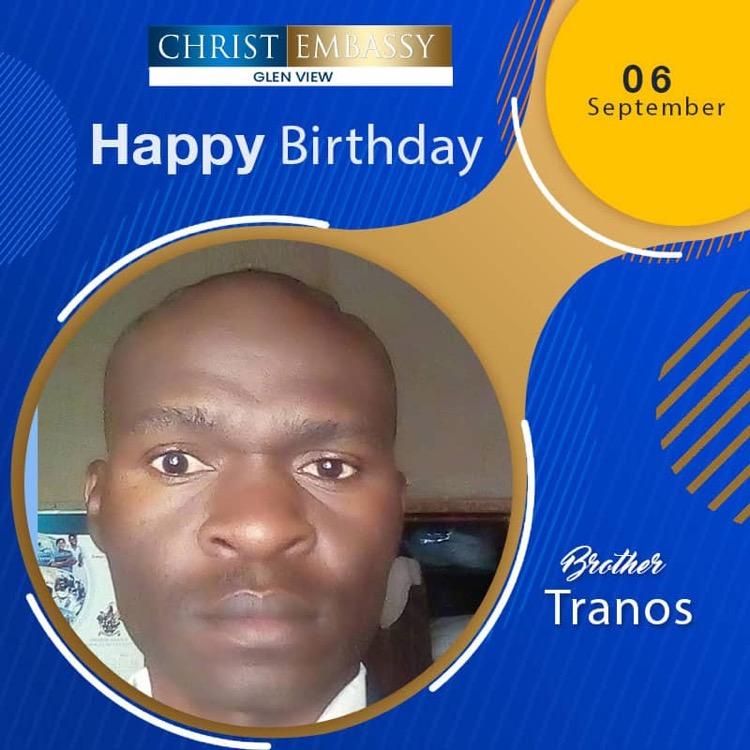 Happy birthday highly esteemed leader
