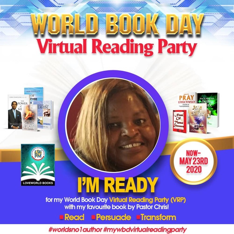 #Virtual reading party #worldsgreatestauthor #cesa