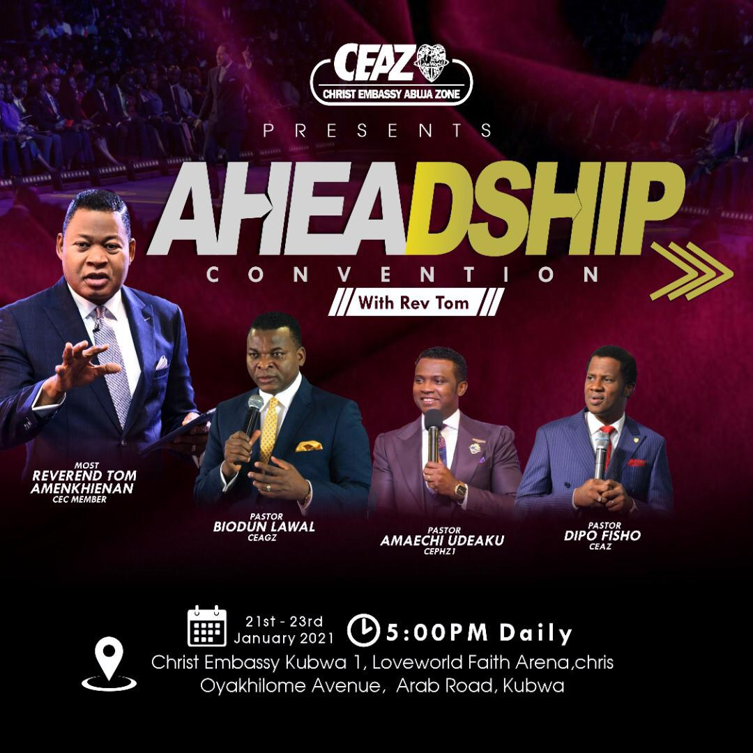 It's D-Day #aheadshipconvention #aheadship #ceaz