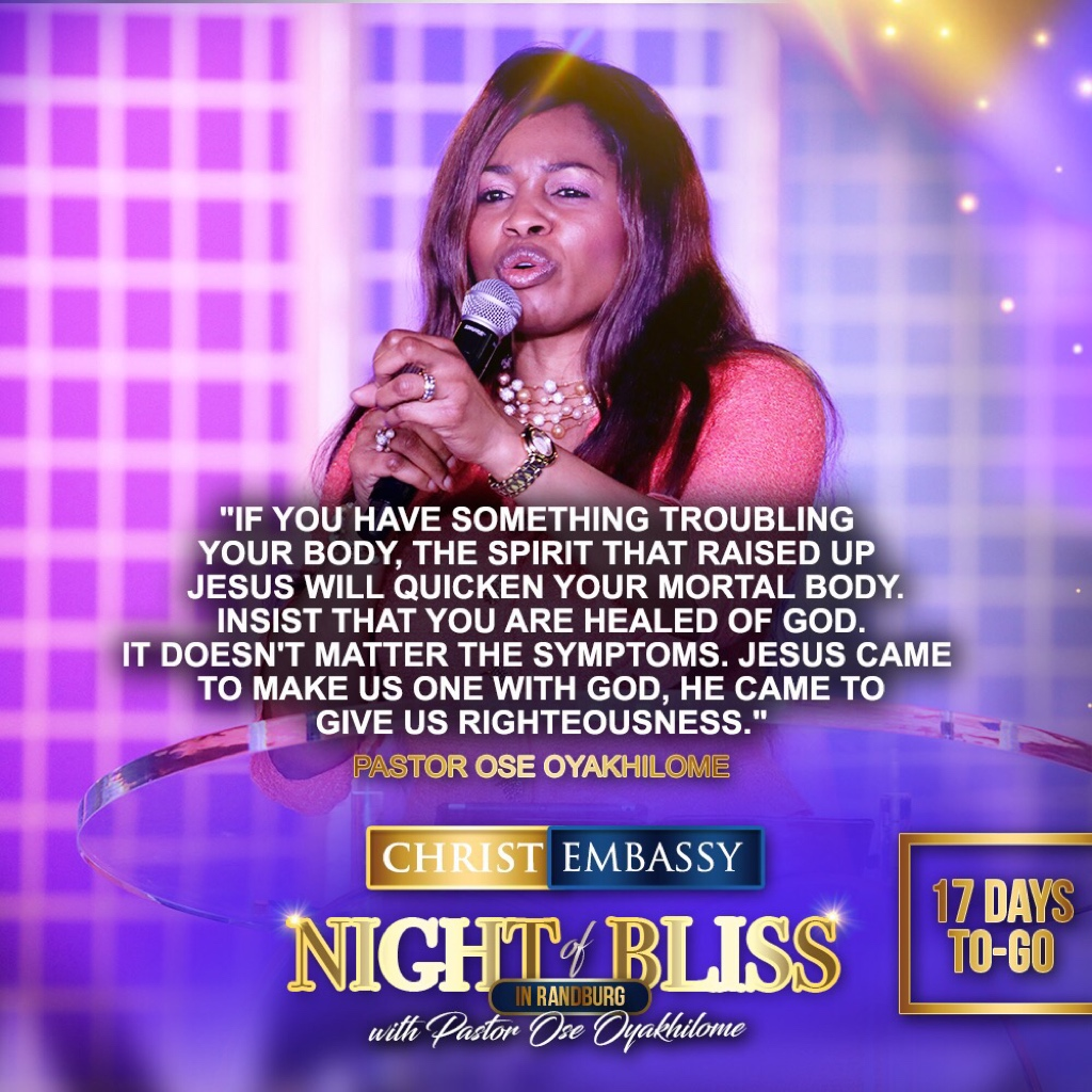 Night of Bliss.A night of