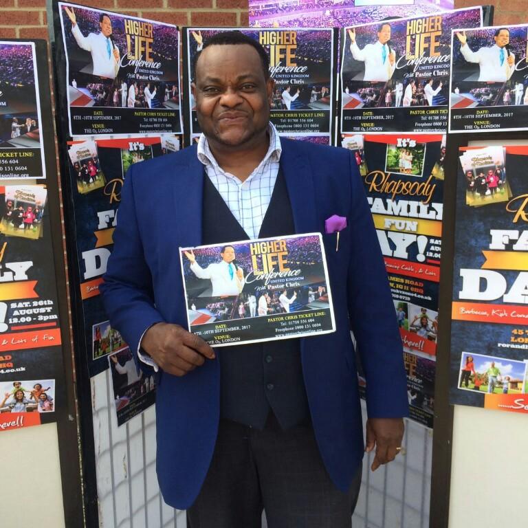 pastor John  Enoyoze avatar picture