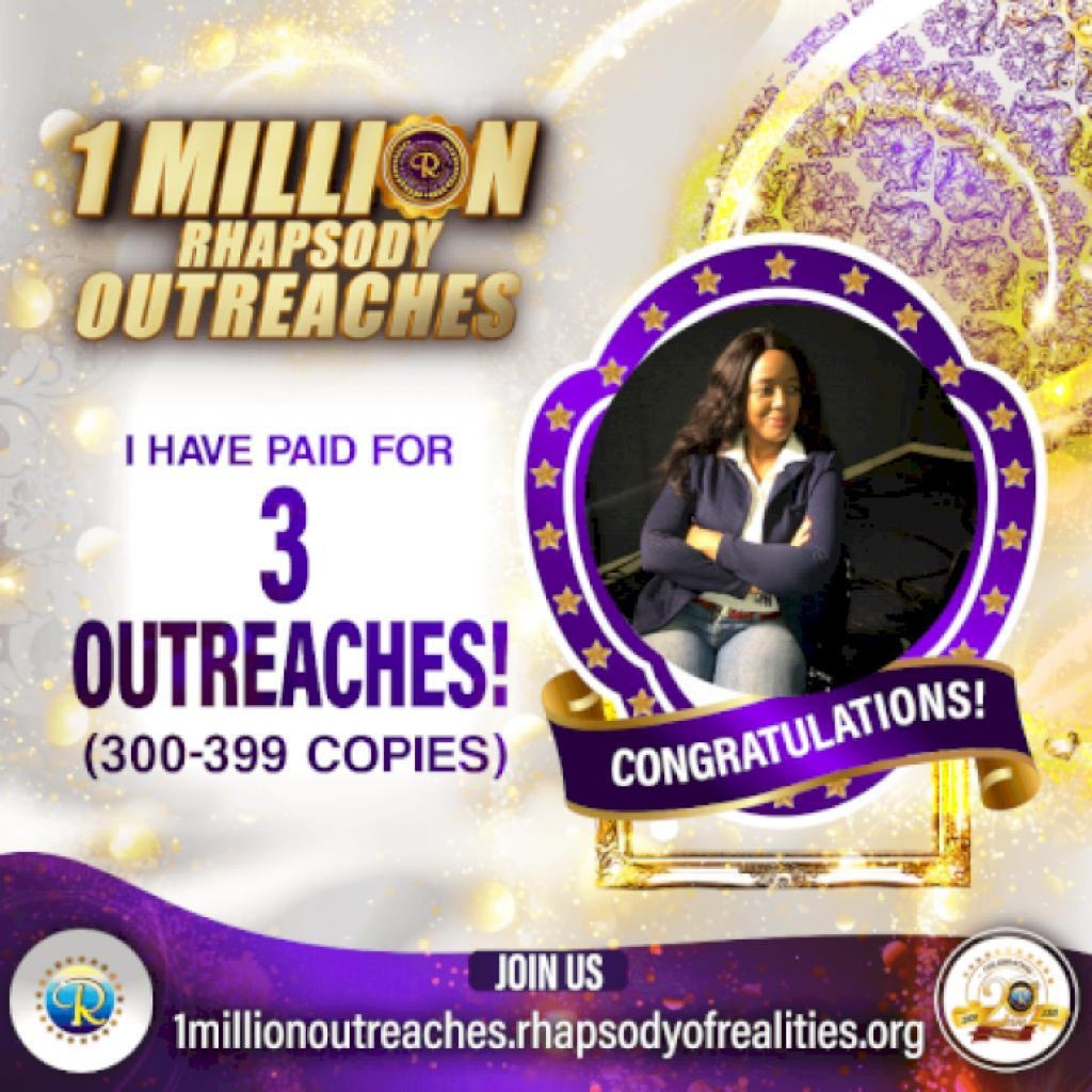 #1millionoutreaches #roreverywhere #cesazone1