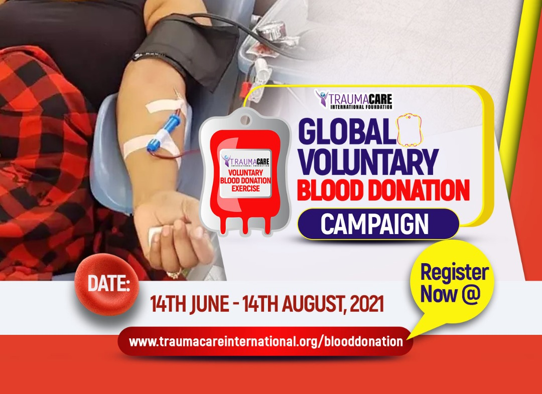 2021 Global Voluntary Blood Donation