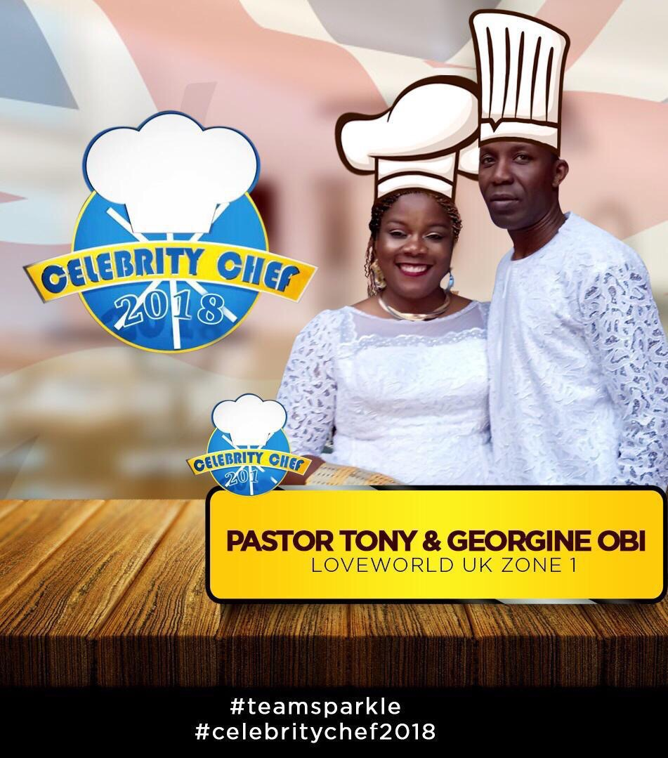 #teamsparkle #celebritychef2018 Our Zonal Parents