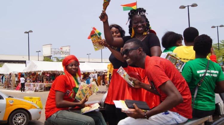 #Highlights Reach out Ghana 2019