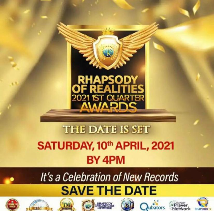 #rhapsodyvirtualawards2021 #BLWUKZoneA
