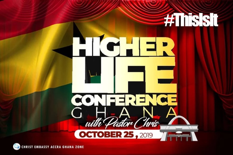 Higher Life Conference Ghana with