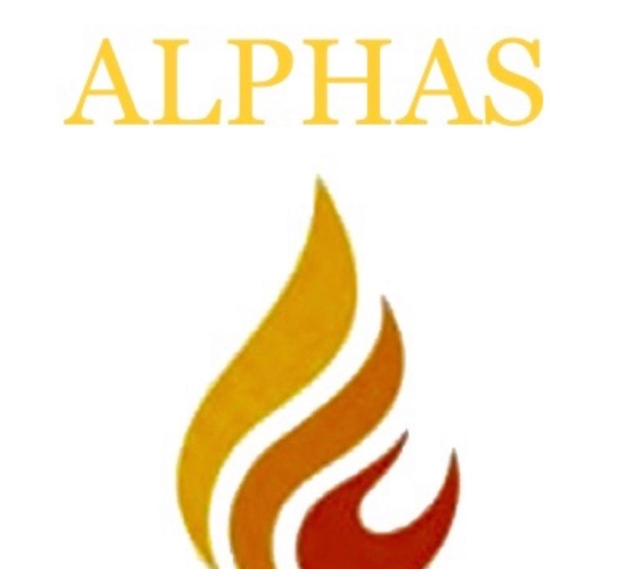 Team Alpha on fire for