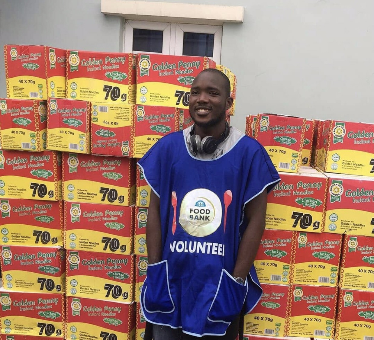 #volunteerspotlight Meet Somefun, a volunteer