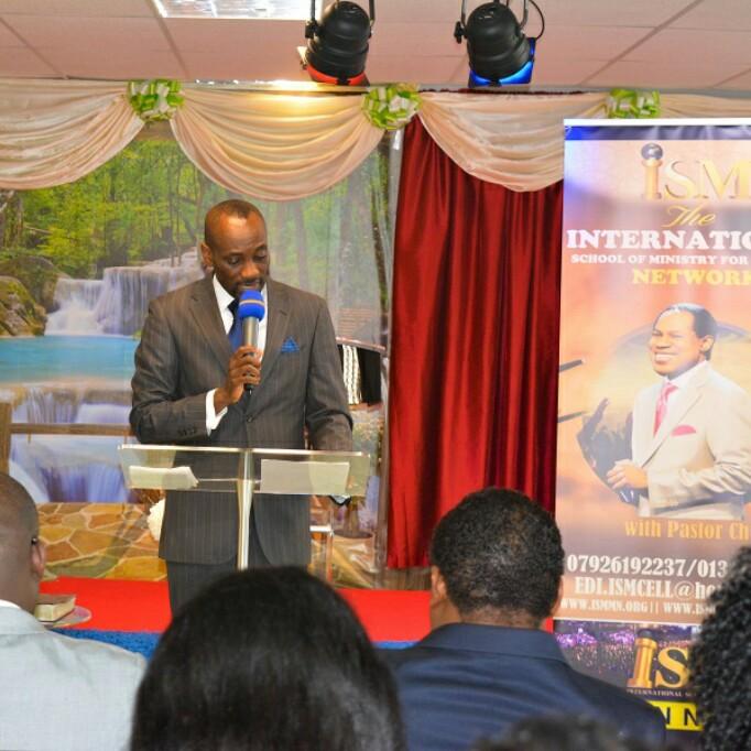 Pastor Fred Koranteng avatar picture