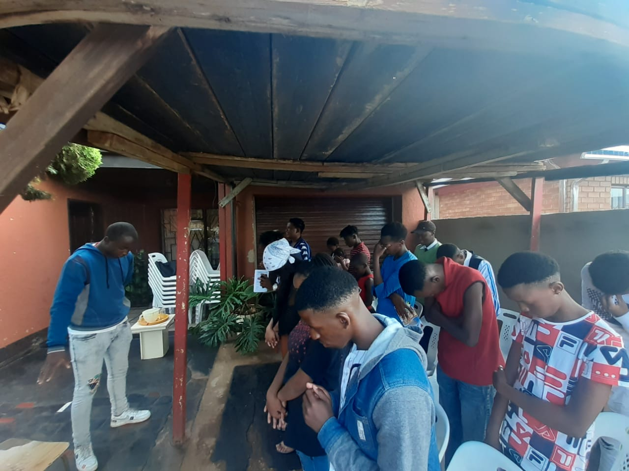 Victorioue Cell Outreach#SA Zone1 #Soul