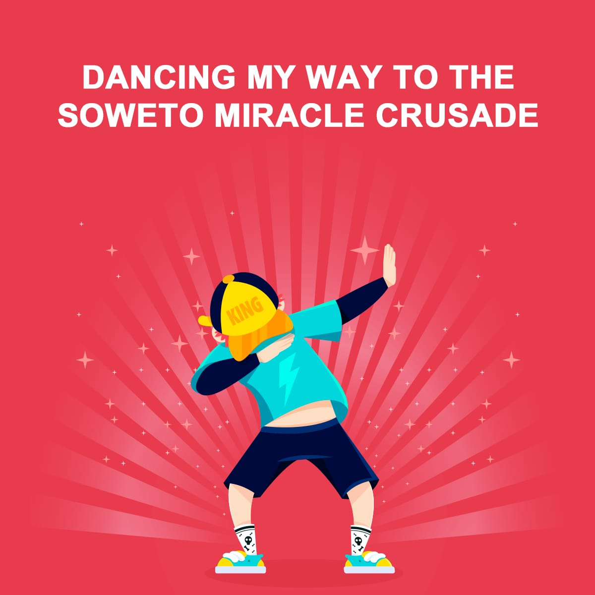 Dabbing moments 😄😄😄 @SMC! #SowetoMiracleCrusad