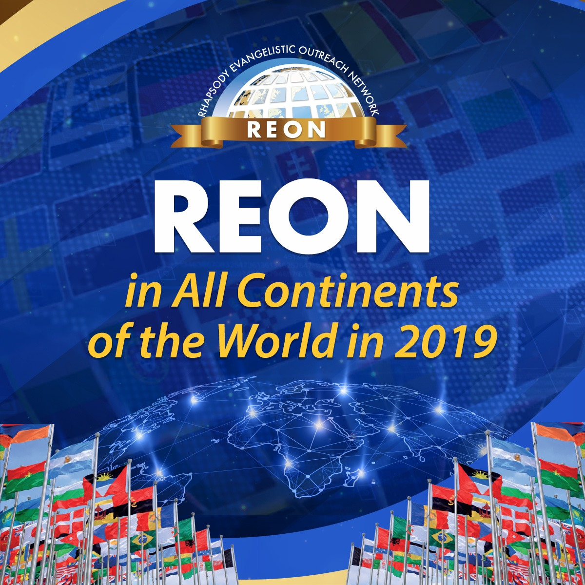 Reaching Ministers with ROR🌎 #REONISUNSTOPPABLE