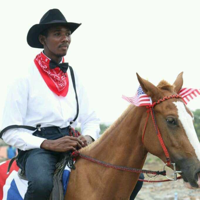 King George Amado avatar picture