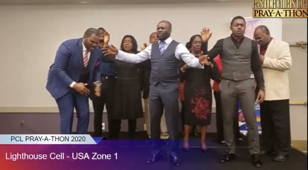 🎉🇺🇸 Pray-A-Thon 2020 with Pastor