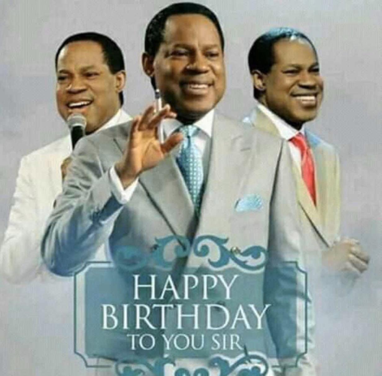 Happy Birthday Sir!