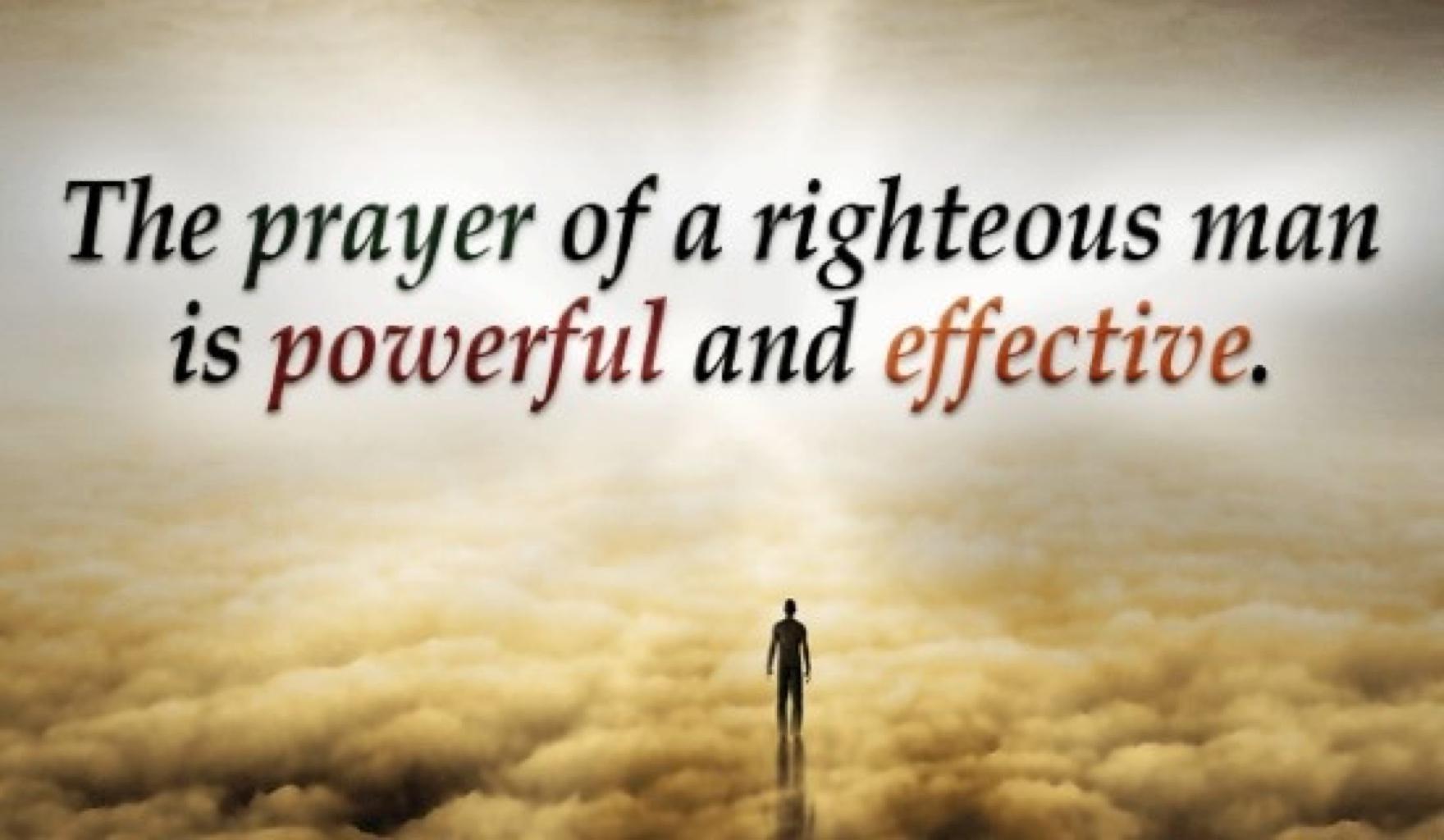 Prayer will take you to