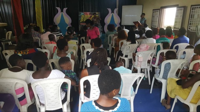 Children's day celebration at Christ