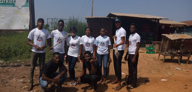 International Day of service. Commemorating