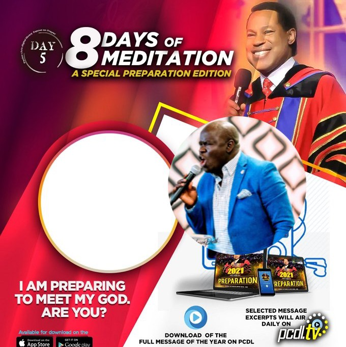 Am prepared to meet God.