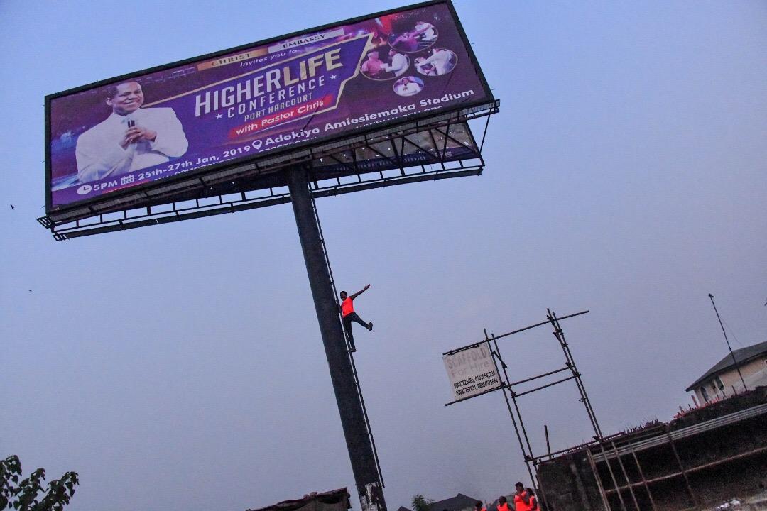New billboard alert!!! WE ARE