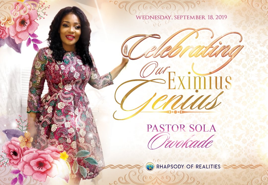 Celebrating the Highly Esteemed Pastor