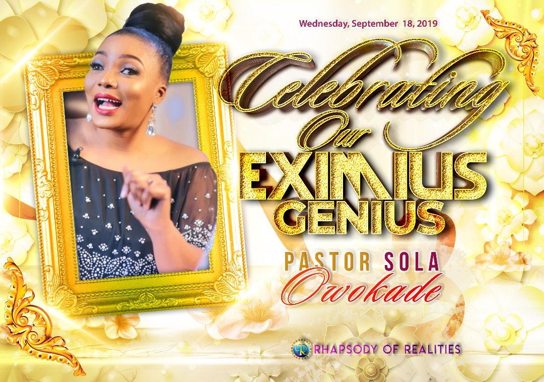 Celebrating Our Eximius Genius The