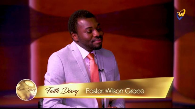 ✨PASTOR WILSON GRACE SHARES HIS