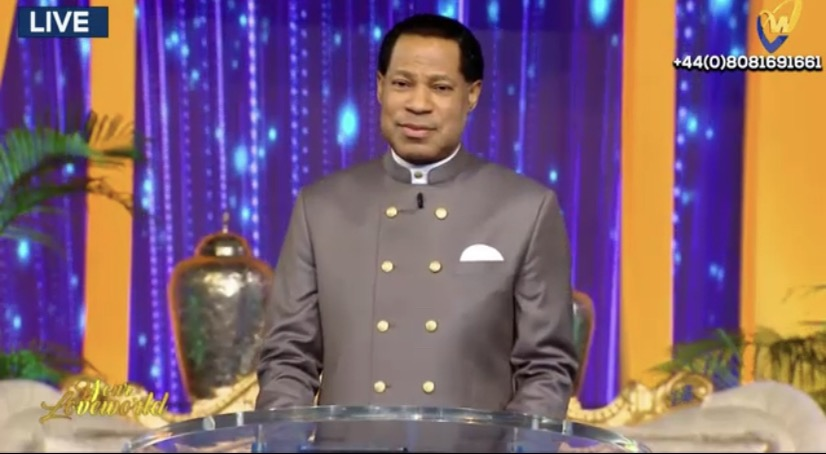 🏆🔊PASTOR CHRIS IS LIVE NOW: