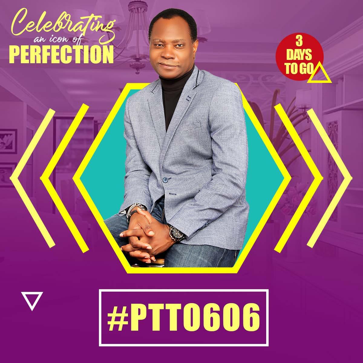 PTT06 #June6th #CelebratingExcellence #GracePerson