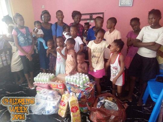 #childrensweek2018 #cesapele