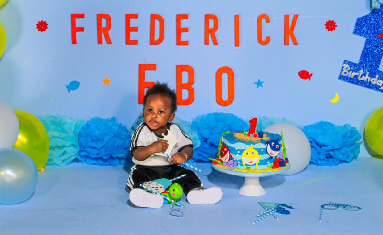 Happy birthday FREDERICK, PRINCE FREDOOO❤️💯🎂🎁🎉