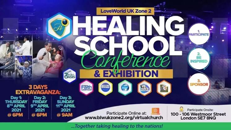 #HealingSchoolConference #HealingSchoolExhibition