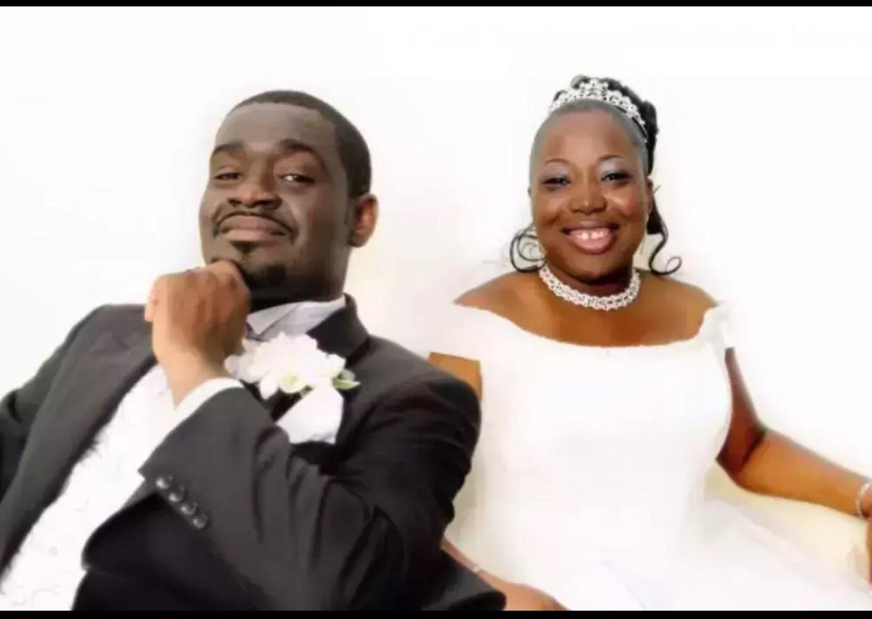 Happy wedding anniversary to a