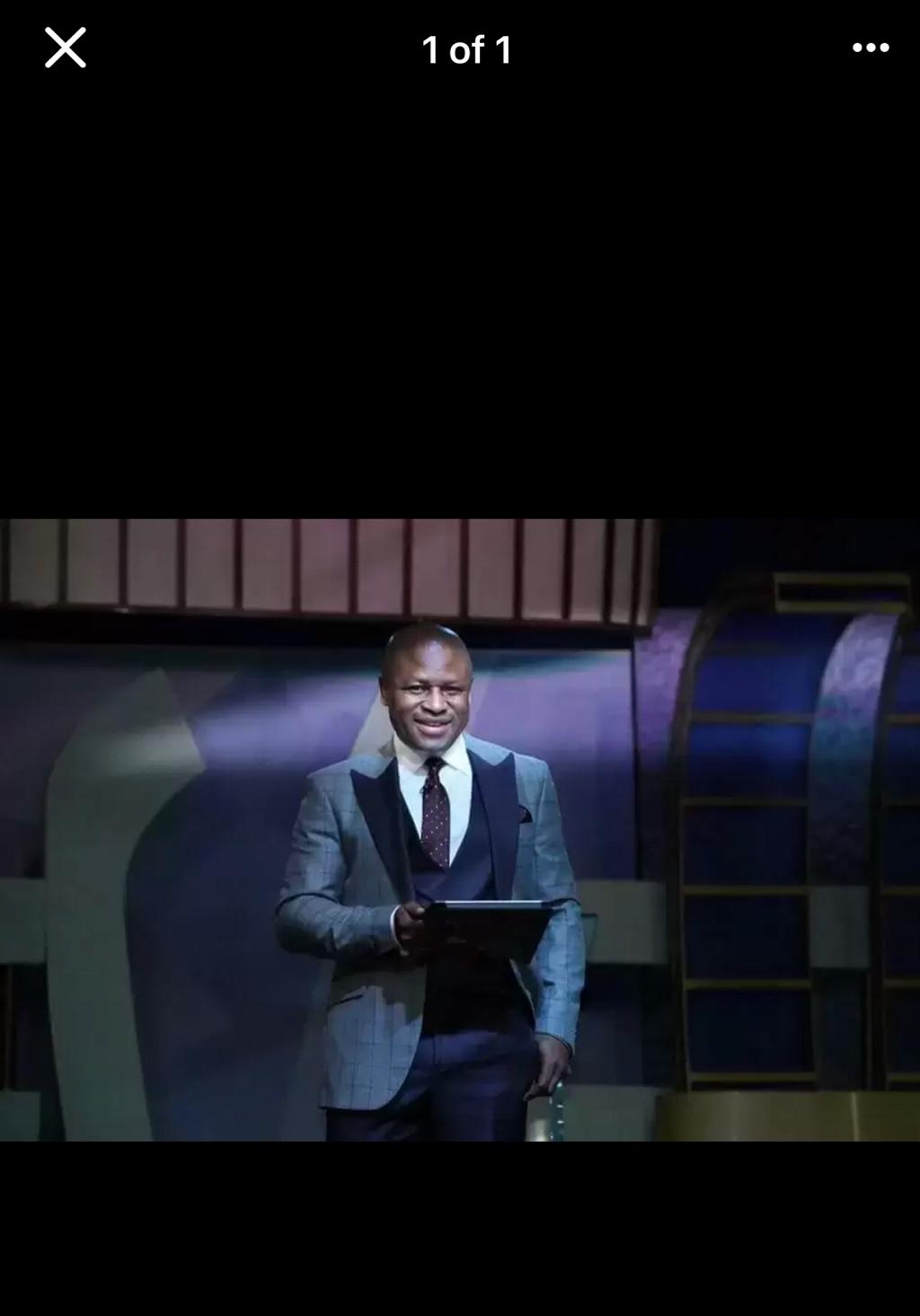 Happy birthday dearest Pastor sir.
