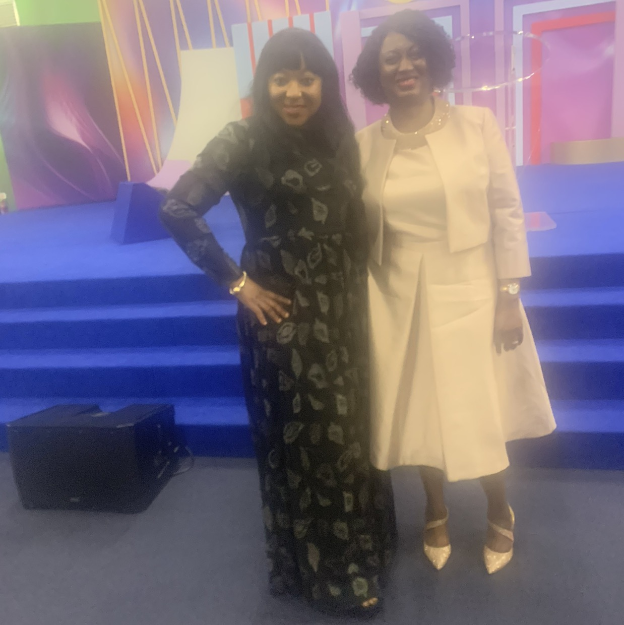 Happy Mother's Day Pastor Ma.