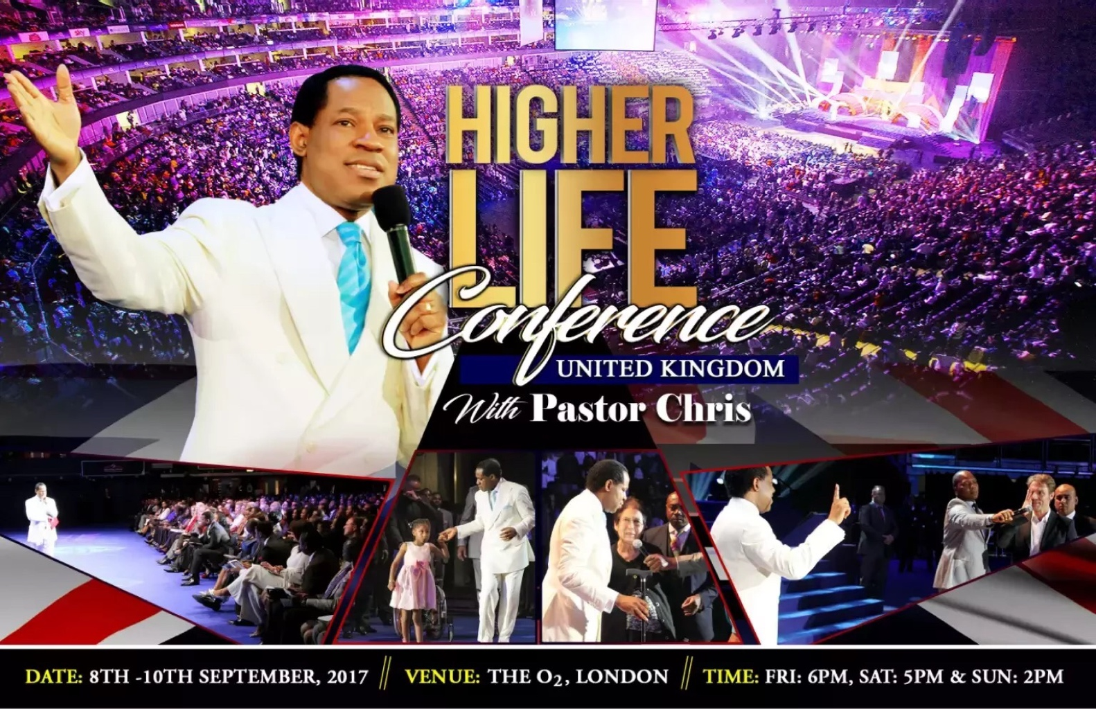 #Intervention #HLCUKwithPastorChris