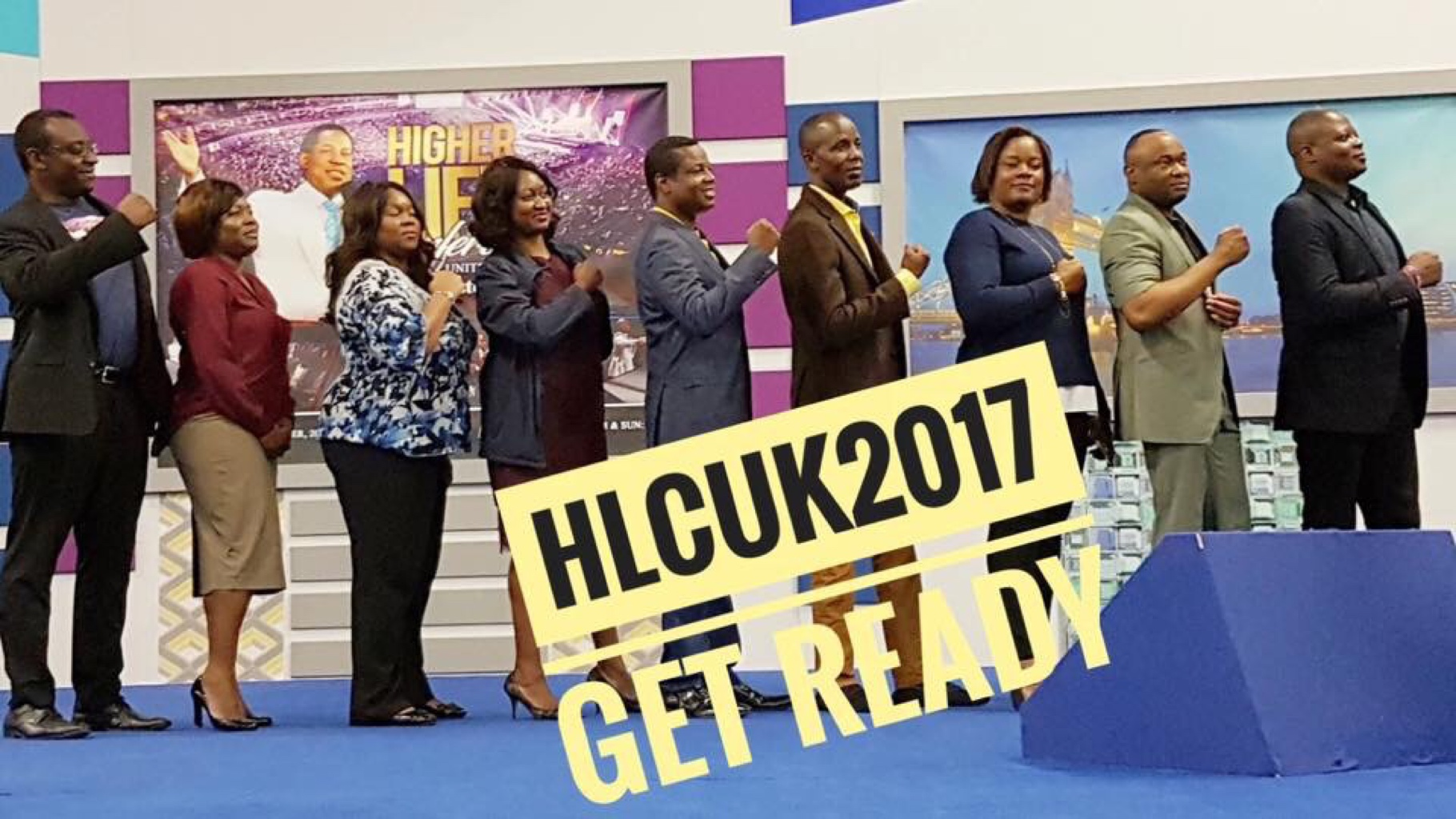 #hlcwithpastorchris My Zonal Pastor ,The