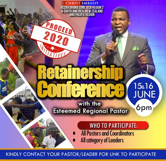 #RetainershipConference2020 #PROCEED2020 #CeAccraG