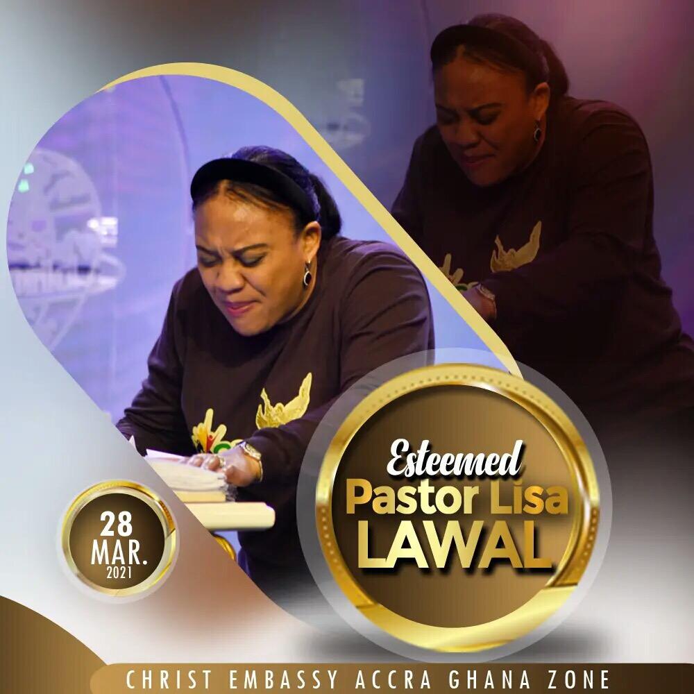 #GloryGraceExcellencePLL #PastorLL2803 #PLisaLawal