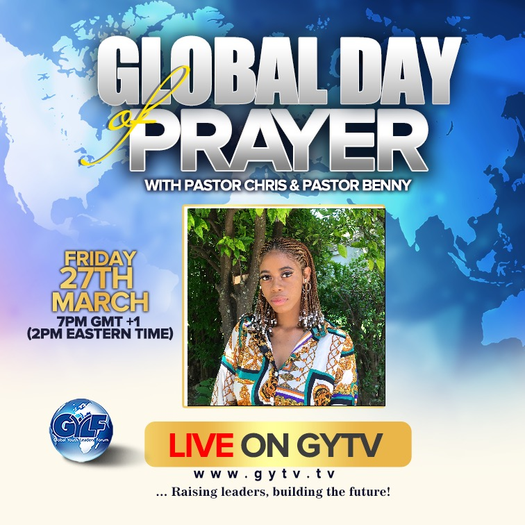 #GYLF #SouthAfrica #GlobalDayOfPrayer