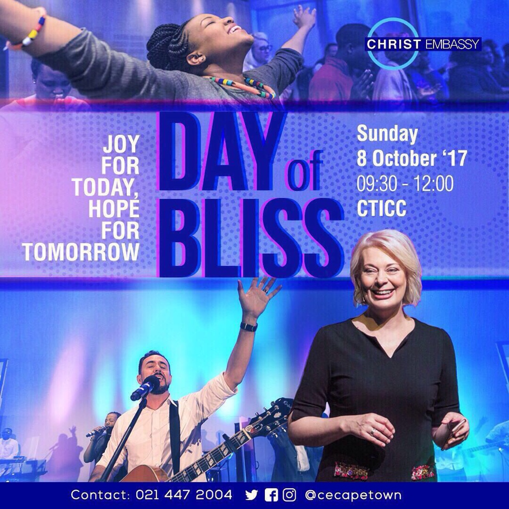 Day of Bliss with Pastor