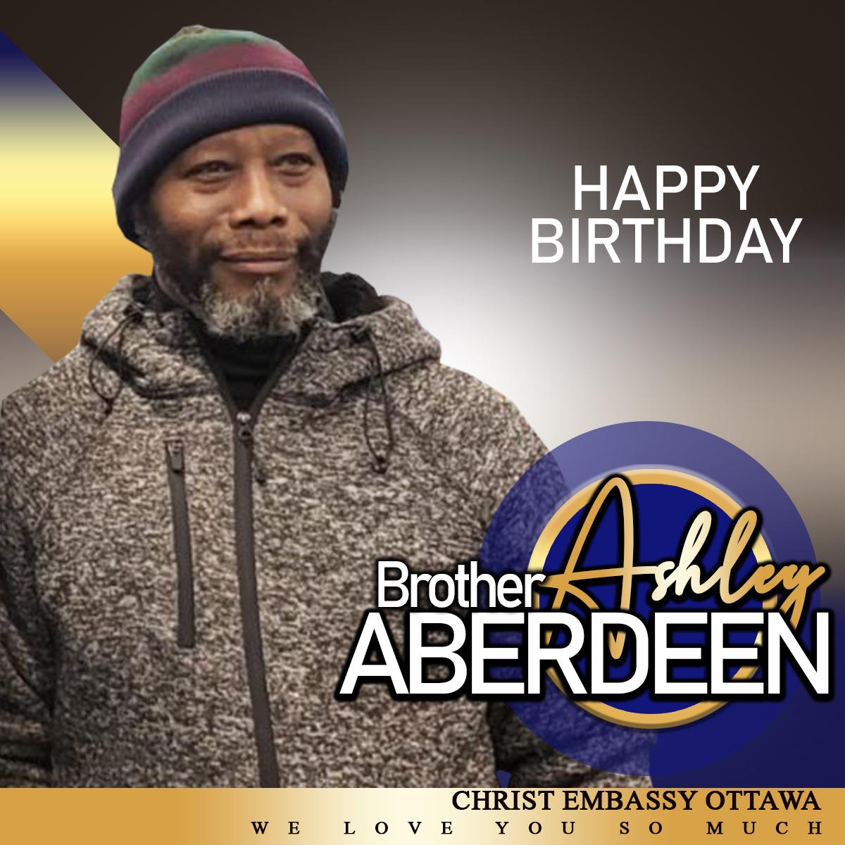Celebrating Brother Ashley #CeCanada #Ceottawa