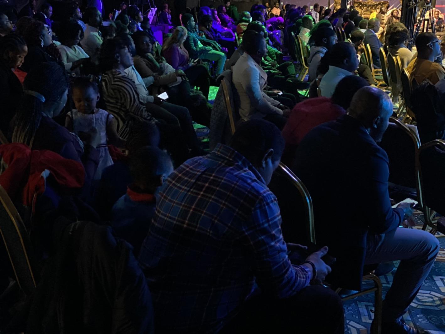 November 2020 Communion service Highlights.