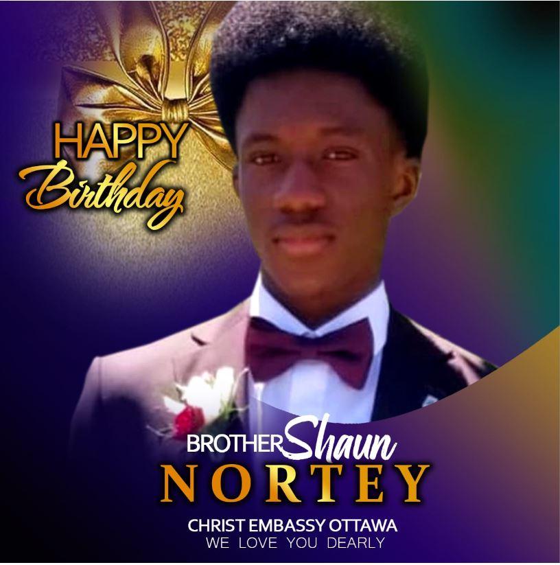 Happy Birthday dear Bro. Shaun.